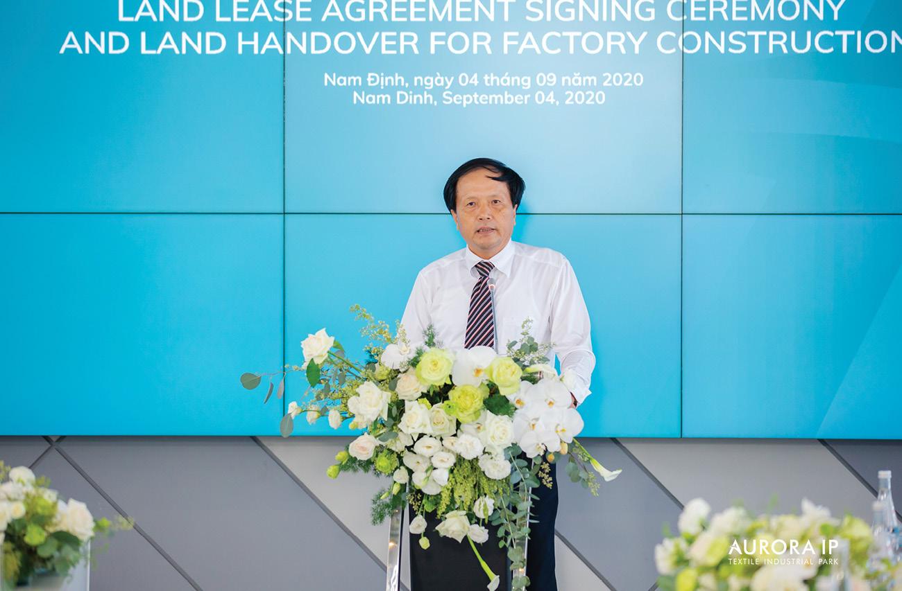Ông Ngô Gia Tự Phó Chủ tịch thường trực UBND Tỉnh Nam Định