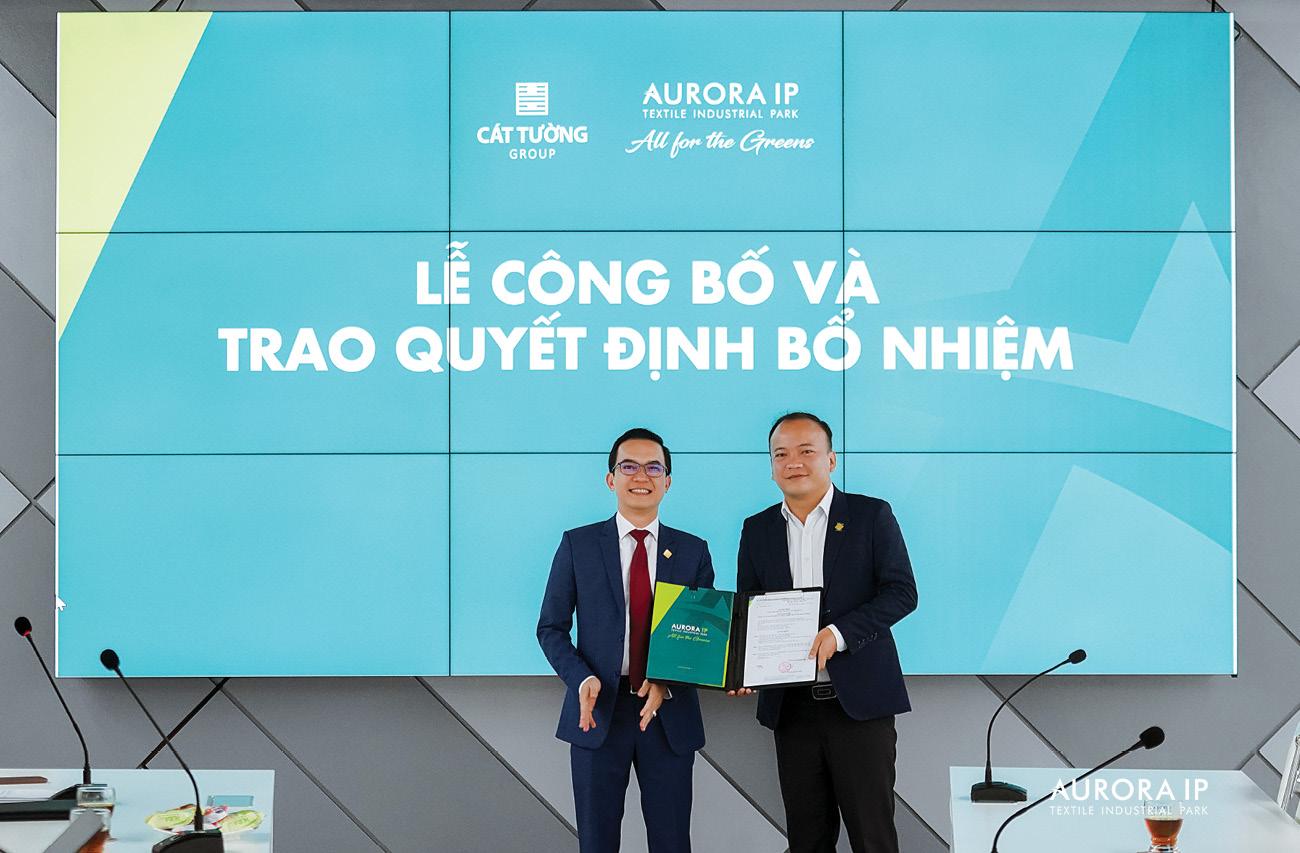 Aurora IP bổ nhiệm lãnh đạo và nhiều vị trí quản lý mới năm 2020