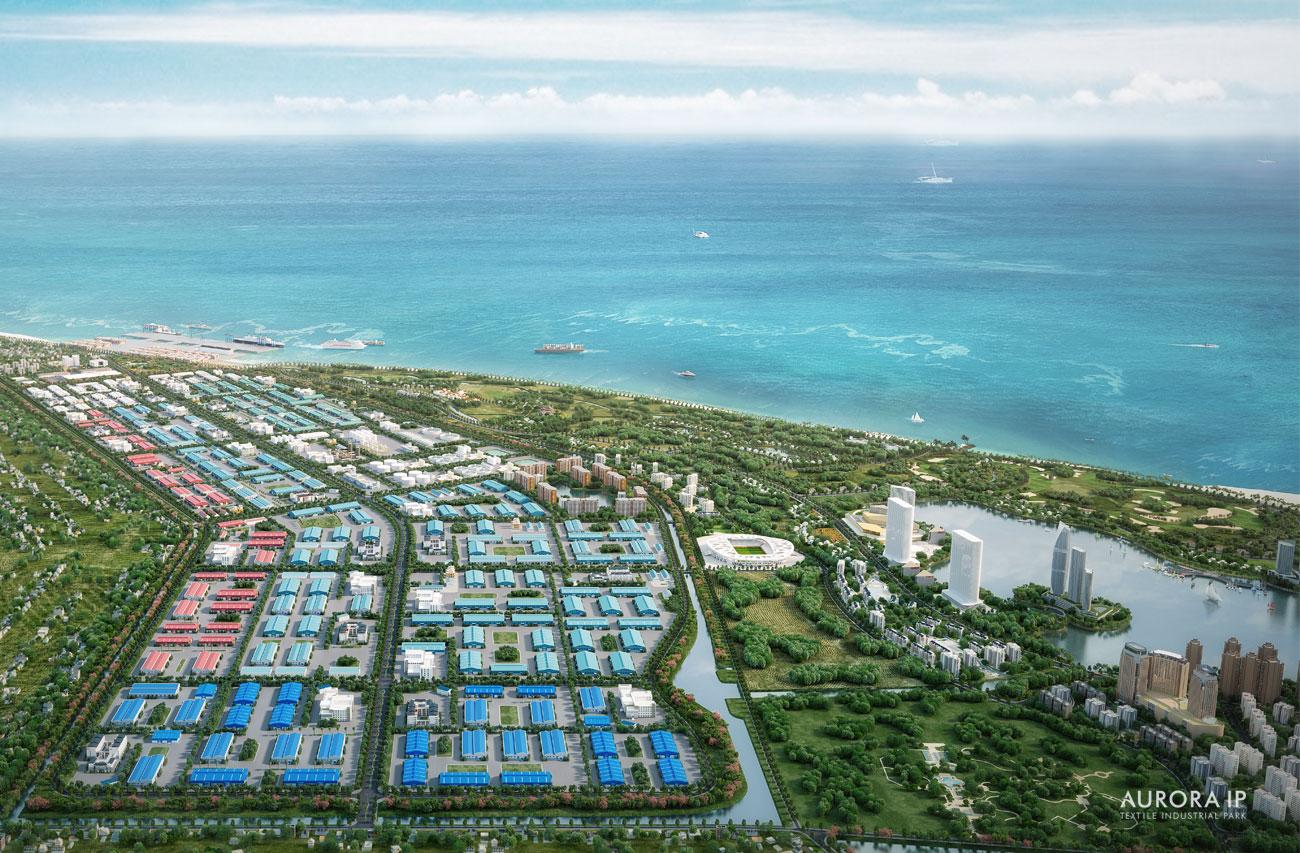 Công nghiệp Dệt may Nam Định: Điểm đến của các nhà đầu tư nước ngoài