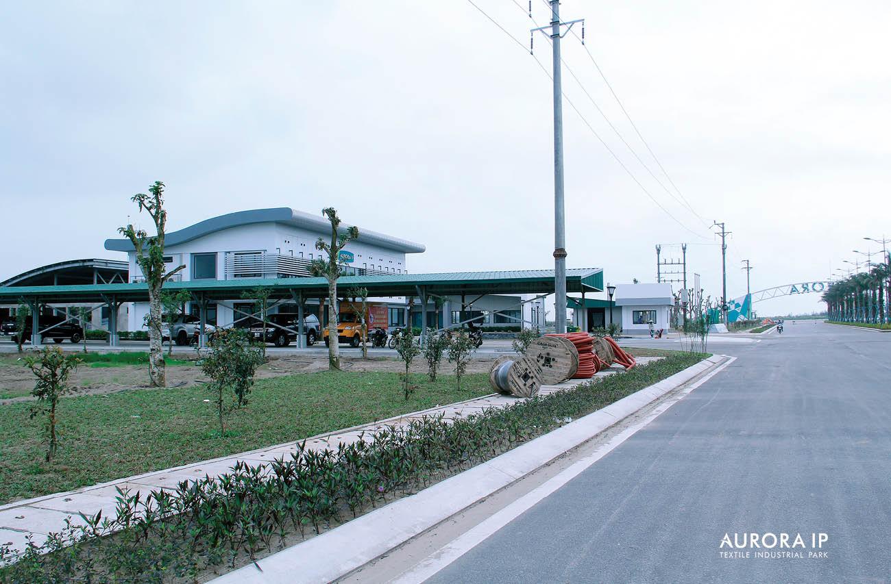 Bất động sản công nghiệp Nam Định sẵn sàng tăng tốc