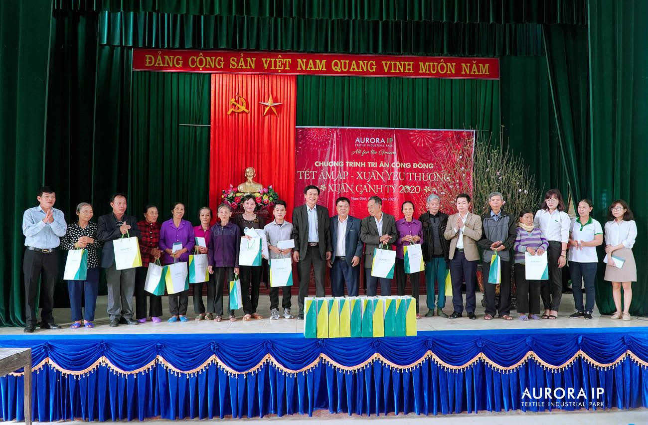 Chương trình tri ân cộng đồng Tết  Ấm Áp - Xuân Yêu Thương Xuân Canh Tý 2020