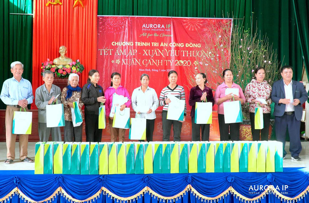 Chương trình tri ân cộng đồng Tết  Ấm Áp - Xuân Yêu Thương - Xuân Canh Tý 2020