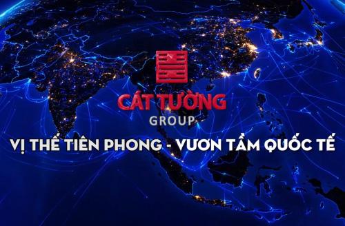Cát Tường Group <br/>Vị Thế Tiên Phong - Vươn Tầm Quốc Tế