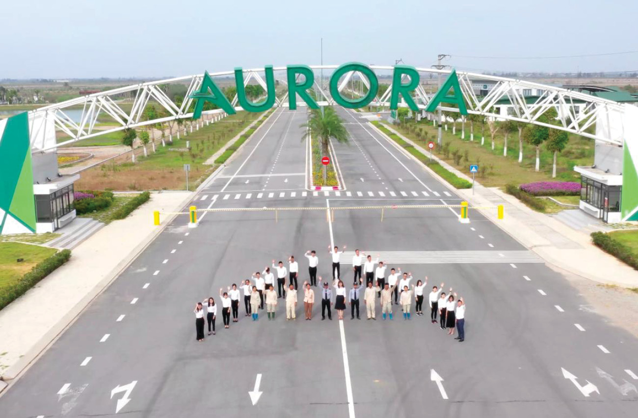 Introduction to  Aurora IP - The Green Industrial Park