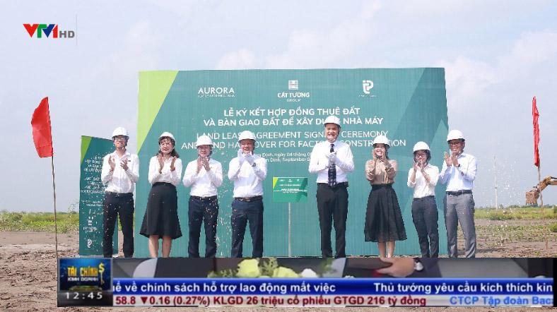 VTV1: Nhà đầu tư ngoại tham gia phát triển lĩnh vực Dệt may Việt Nam