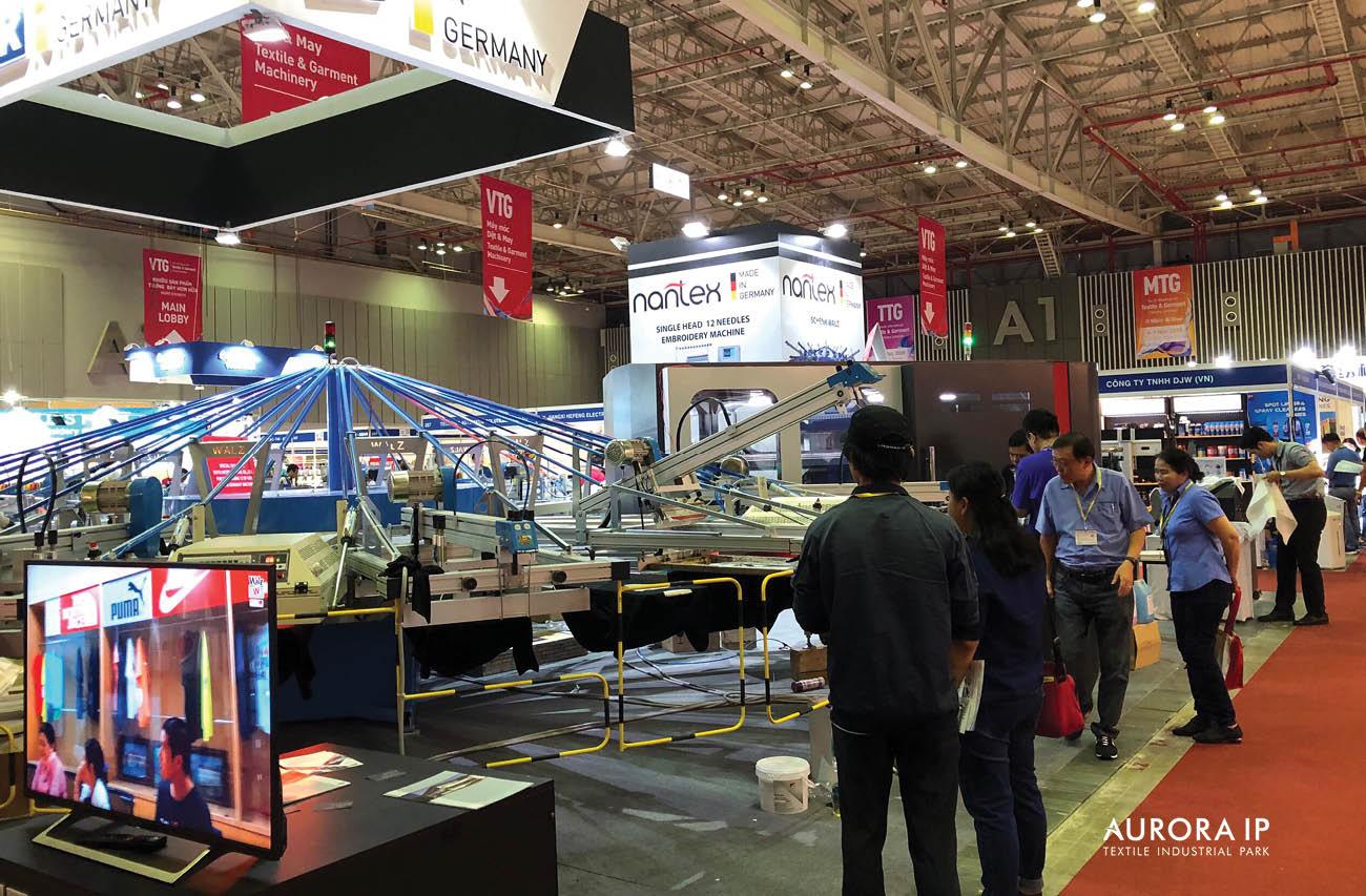VTG 2019 gathered more than 520 prestigious exhibitors