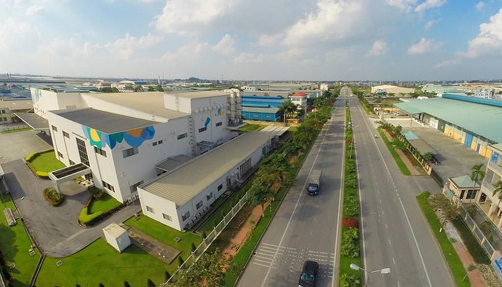 Bất động sản công nghiệp Việt Nam hấp dẫn trong bối cảnh bất ổn toàn cầu