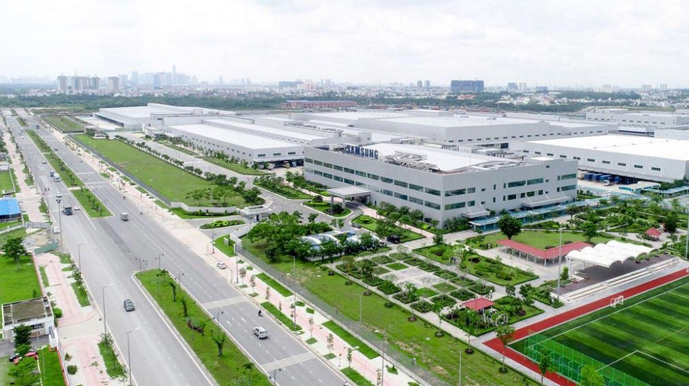 Bất động sản công nghiệp Việt Nam