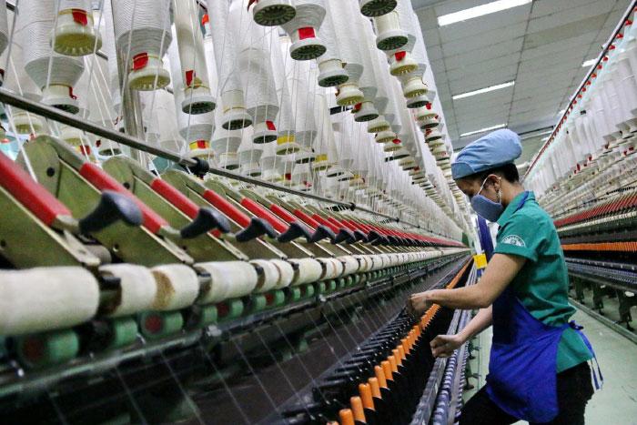 Hợp tác Dệt may Việt Nam và Trung Quốc tăng trưởng