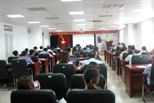 Hội thảo Hướng dẫn Quản lý hóa chất độc hại trong doanh nghiệp dệt may