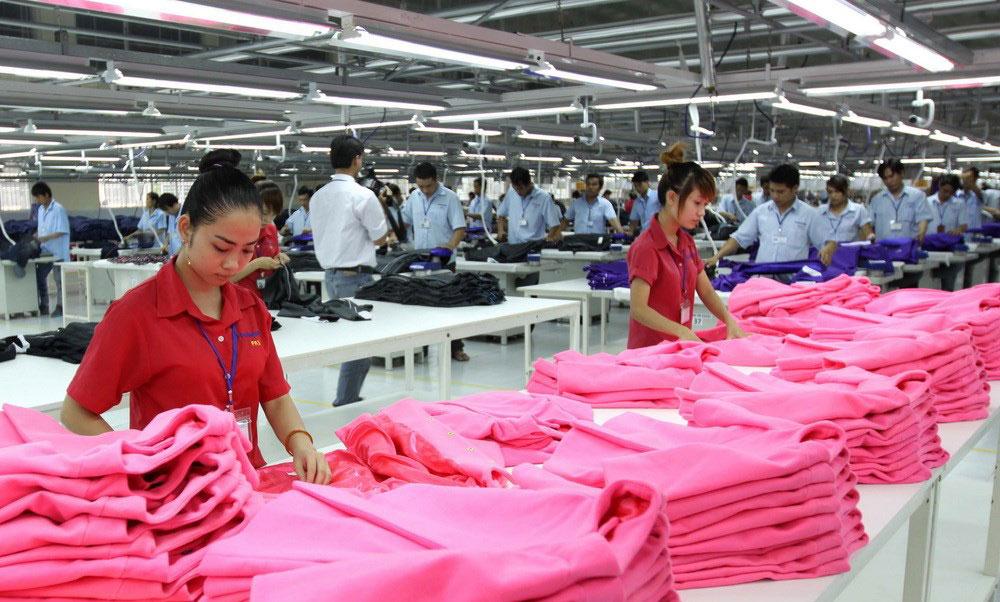 Việt Nam vượt Bangladesh về xuất khẩu hàng dệt may, may mặc
