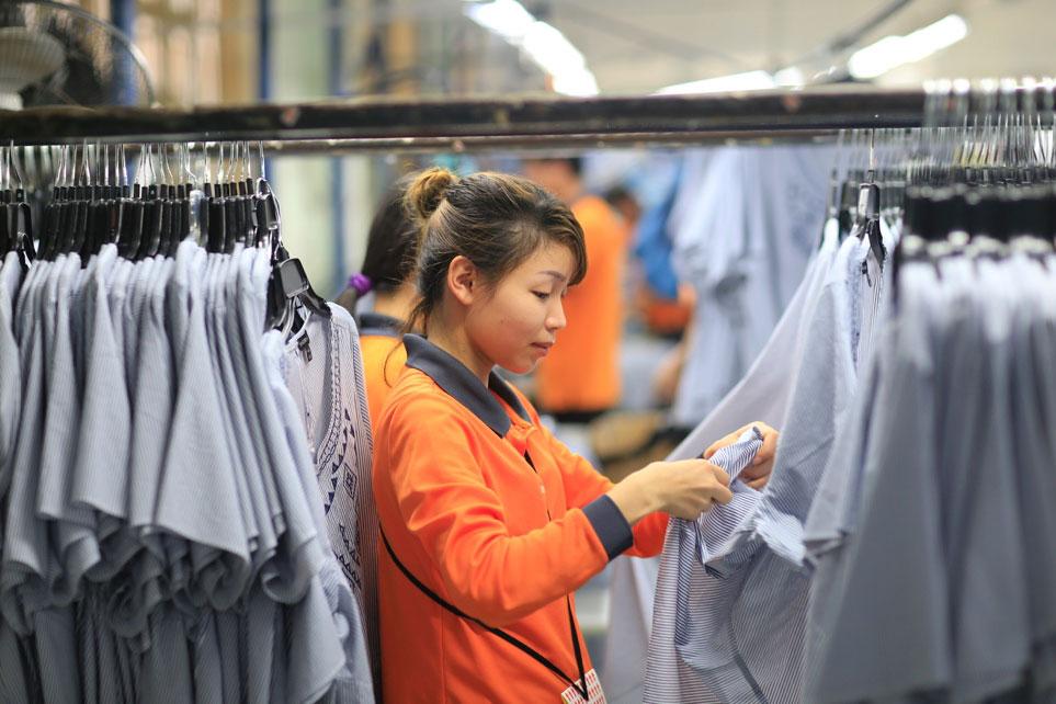 Dệt may Việt Nam chính thức hội nhập EVFTA