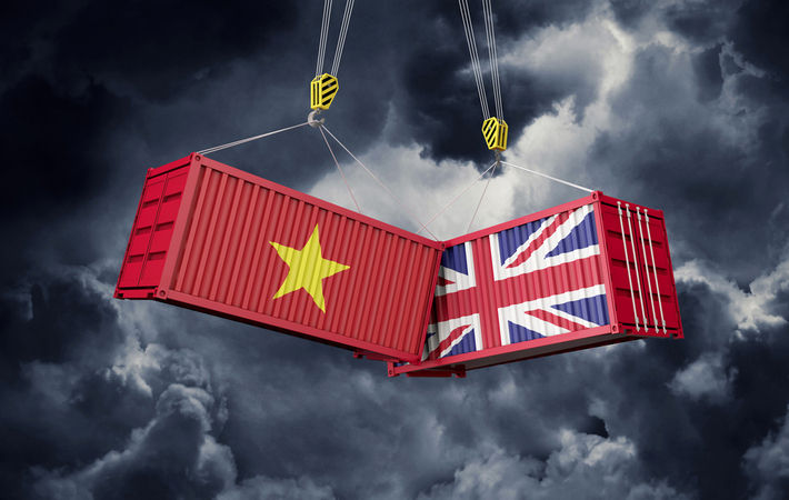 Vietnam-UK FTA triggers two-way trade, Vietnam