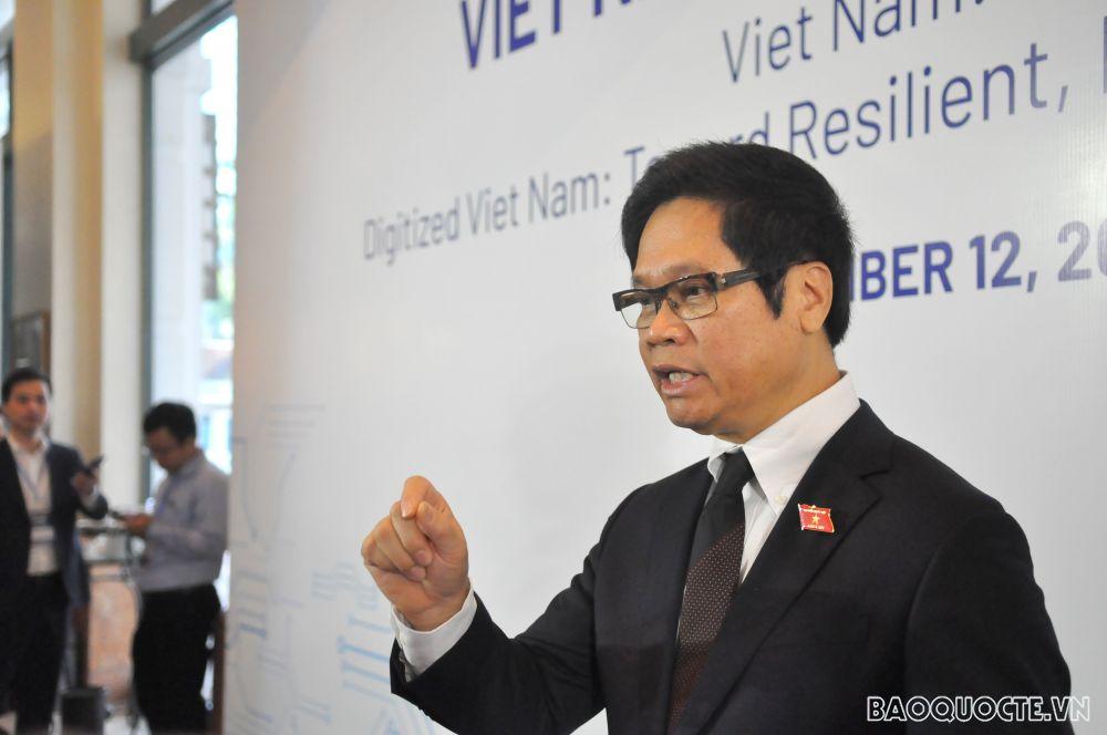 Chủ tịch VCCI 2020