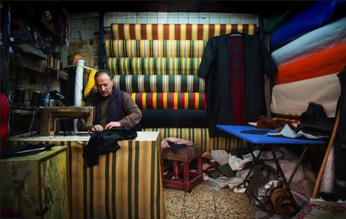Tough for Jordan's textiles sector to penetrate European market: JSF, Jordan